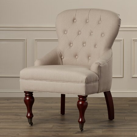 Riesmann Wing Arm Chair
