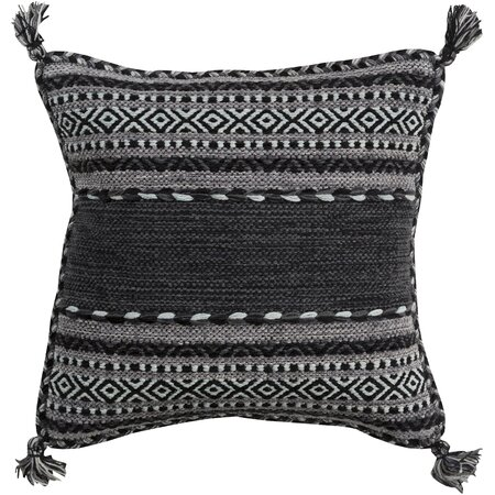 Down Fill Cotton Throw Pillow