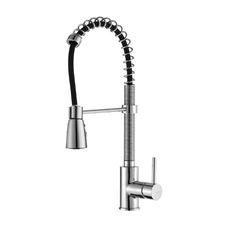 Jupiter Single Handle and Pull Down Hose