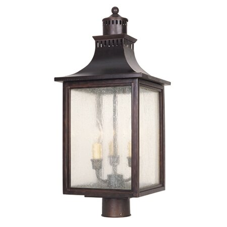 Roscoe Outdoor Post Lantern
