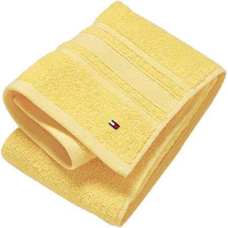 Tommy Hilfiger Hand Towel In Snapdragon Tommy Hilfiger