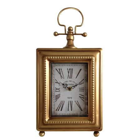Carson Table Clock