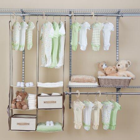 Lilly Closet Organizer Set