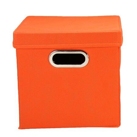 Leslie Storage Cube in Natural (Set of 2)