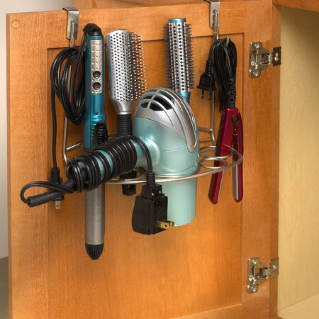 Over-Door Styling Rack