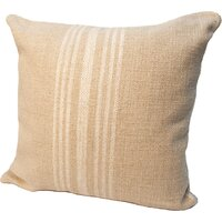 Hobie Reversible Pillow in Ivory
