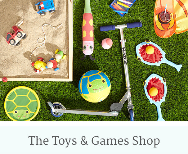 The Toys & Games Shop