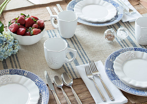 Our Top Tableware