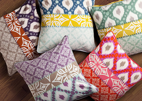 Pattern Play: Pillows