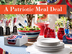 A Patriotic Meal Deal