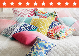 Stock Up! $25 Pillows