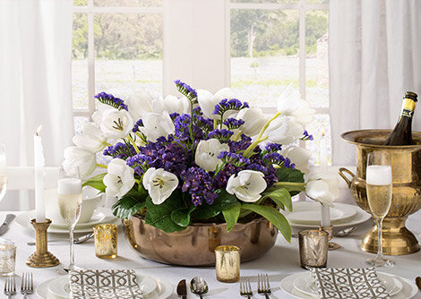Front and Centerpieces