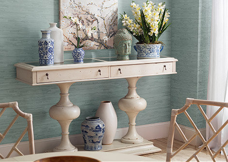 Chinoiserie Surrounds