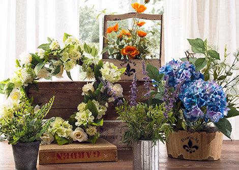 Blooms Abound
