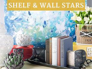 Shelf & Wall Stars