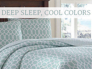 Deep Sleep, Cool Colors