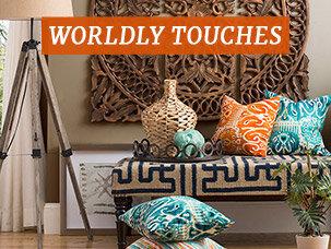 Worldly Touches