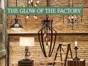 The Glow of the Factory