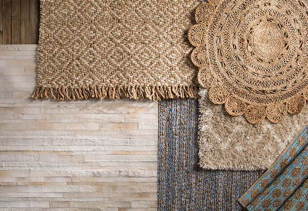 A New Look & Feel: Rugs