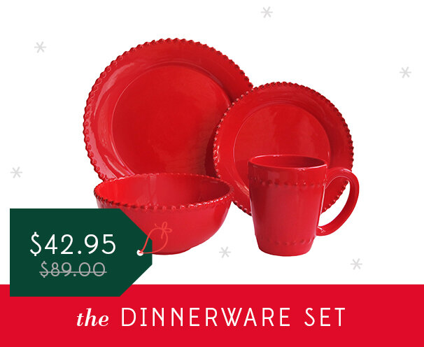 Style Steal: Dinnerware Set