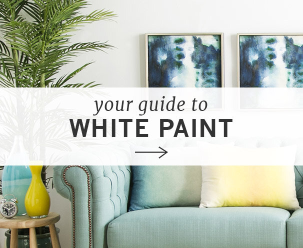 Your Guide to White Paint