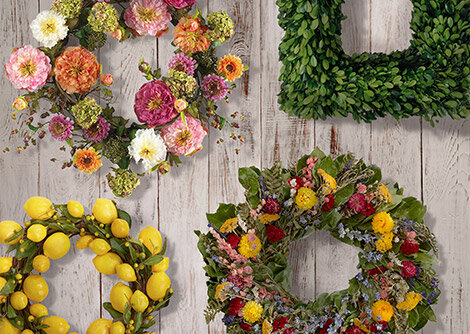 The Wreath Round-Up