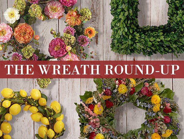The Wreath Round-Up
