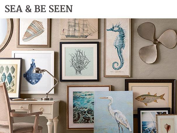 Sea & Be Seen