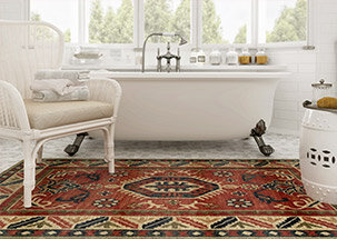 Rugs for Unexpected Spots