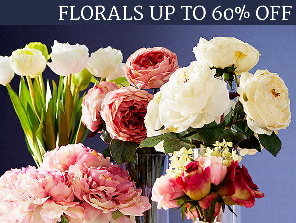 Florals Up to 60% Off
